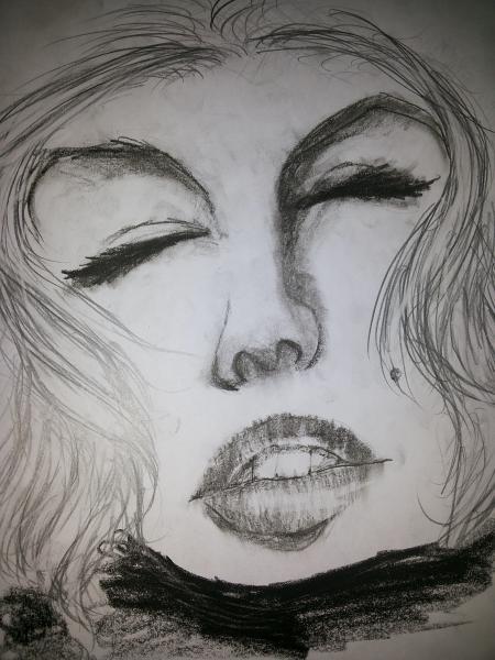 Marilyn Monroe by Earl